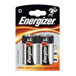 Batteries ENR Base D  D-LR20 1.5V Alkaline