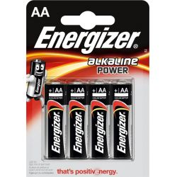 Batteries ENR Base AA B4 1.5V Alkaline