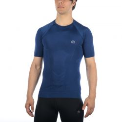 Krekls Man Half Sleeves Round Neck Dryarn®