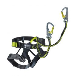 Jester Vario Via Ferrata Set Harness