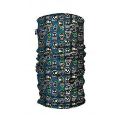 Galvassega Had Kids Printed Fleece Tube Skully