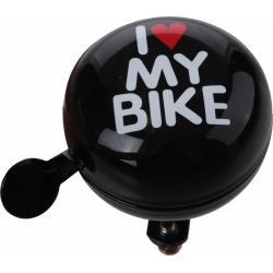 Bell I love my bike