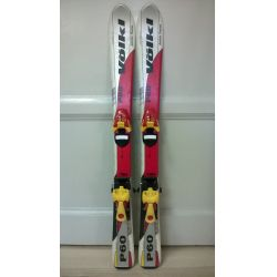 Alpine skis Volki P60 Junior Racer 120cm