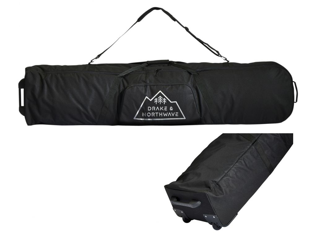 4d5d544a45dc Snowboard bag Padded with wheels - Snowboarding accessories - Gandrs