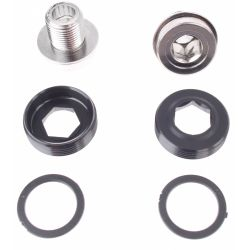 Crank arm fixing bolt M12 Sunrace 2gb