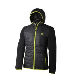 Jaka Full Zip Hoody Jacket In Primaloft