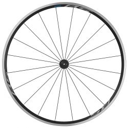 Front wheel 28'' WH-RS100 20H Clincher 622x17C