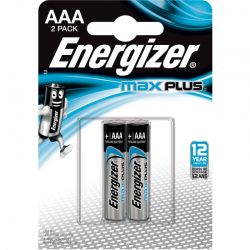 Batteries ENR Max Plus AAA B2 1.5V