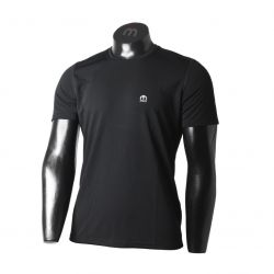 Krekls Man Half Sleeves Round Neck