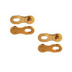 Ķēdes posms 12NR Ti-N MissingLink Gold non-reusable (2pcs)
