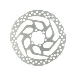 Brake rotor SM-RT26 180mm 6-Bolt Resin Pad Only