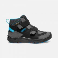 Shoes Kids Hikeport Strap Waterproof Mid