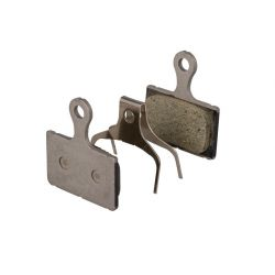 Brake pads K03S Disc Brake Resin Pad incl.Spring/Split Pin
