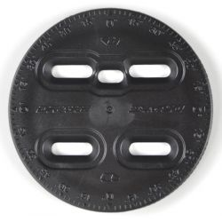 Universal Disc For Baseplate