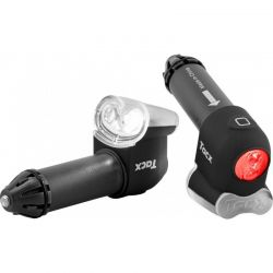 Lukturi Tacx Lumos Handlebar End LED Light Set