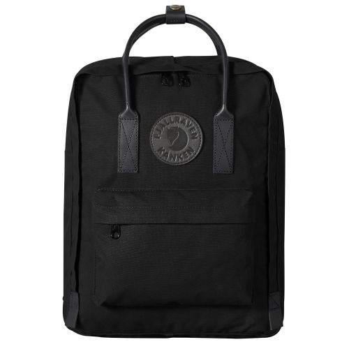 Mugursoma Kanken No.2 Black edition
