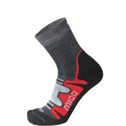 Socks Short Trekking Sock Odor Zero Medium