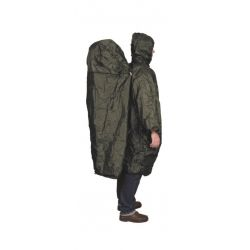Lietusmētelis Poncho With Zipper Extension