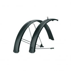 Mudguards Bluemels 75mm U Long 27.5+29""
