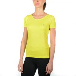 Krekls Woman Half Sleeves R Neck Skintech Shirt
