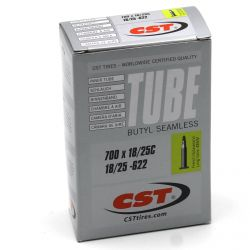 Tube CST 700 x 18/25 FV 48mm (18/25-622)