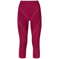 Bikses W Muscle Force Pants 3/4 Evolution Warm