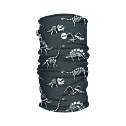 Galvassega Had Kids Printed Fleece Tube Saurus